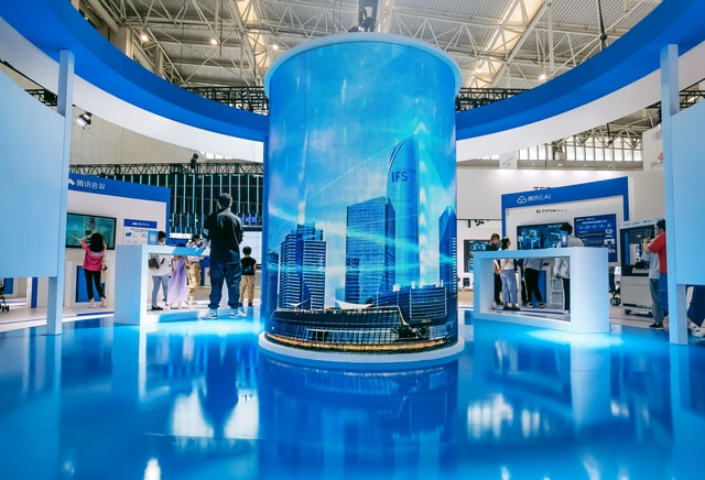 Going Digital: Advancing With Exhibition Stands